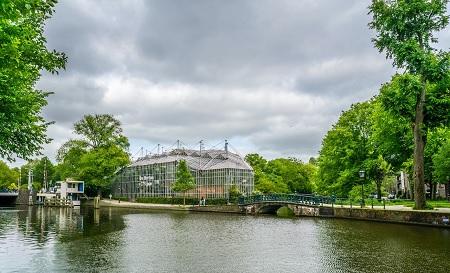 Amsterdam Hortus Botanicus -