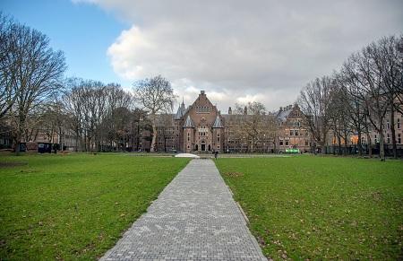 Amsterdam Oosterpark -