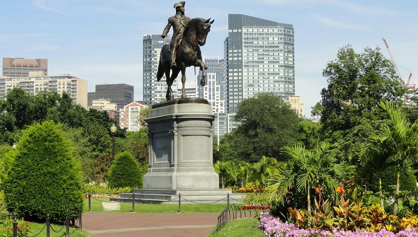 Boston Halk Bahçesi