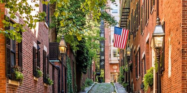 Boston'da kentin en dikkat çekici mahalleleri