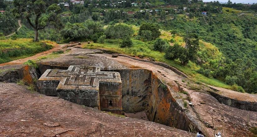 Lalibela-Etiyopyanın Kudüs'ü
