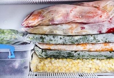 Pişirilmiş gıdaların saklanması