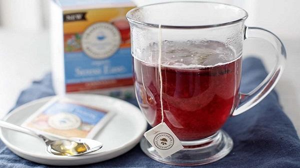Tarçonlı çay poşeti