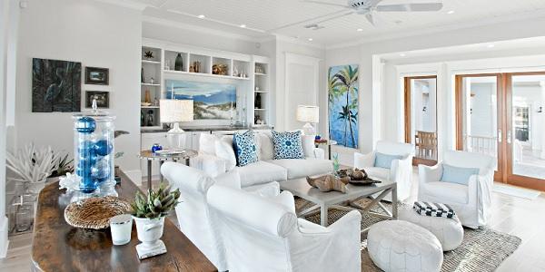 Yazlık evinize yapacağınız dekorla ilgili önerilerimiz