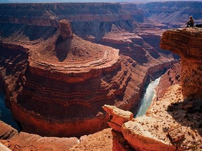 Büyük Kanyon Ulusal Parkı-Arizona