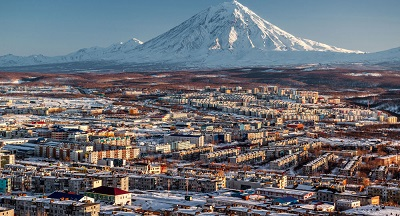 Kamçatka Yarımadası-Rusya