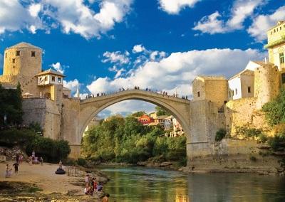 Mostar-Bosna Hersek