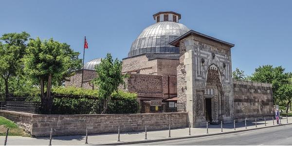 Karatay Medresesi - Konya Kültür kenti - Türkiye'nin Dünya Mirası