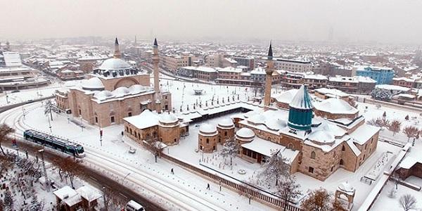 Konya Kültür ve tarih kenti - Türkiye'nin Dünya Mirası
