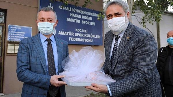 Amatör spor Kocaeli'de daha da güçlenecek