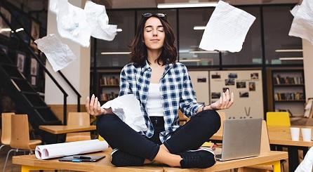 STRES AZALTMA TEKNİKLERİ